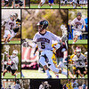 #5 Charles Walker, Washington College Men's Lacrosse Senior Collage 2019