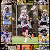 #16 Trey Ritter, Washington College Men's Lacrosse Senior Collage 2019
