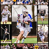 #19 Nick Boyles, Washington College Men's Lacrosse Senior Collage 2019