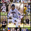 #6 Cole Handy, Washington College Men's Lacrosse Senior Collage 2019
