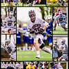 #25 Carson Metzker, Washington College Men's Lacrosse Senior Collage 2019