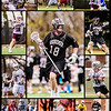#18 Kevin Trapp, Washington College Men's Lacrosse Senior Collage 2019