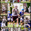 #22 Zack Gorrasi, Washington College Men's Lacrosse Senior Collage 2019