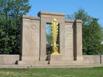 Second Division Memorial in President's Park