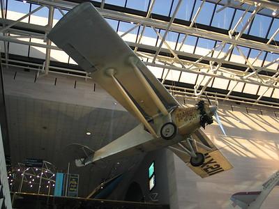 Washington DC Air and Space Museum Dec 2005