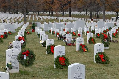 Arlington National Cemetery - Arlington VA