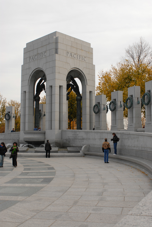 World War II Memorial, Washinton, DC