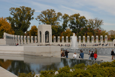 World War II Memorial, Washinton, DC