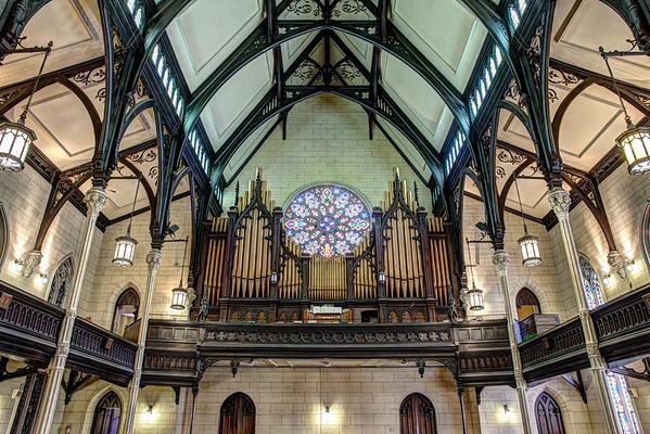 MT VERNON PLACE UNITED METHODIST CHURCH