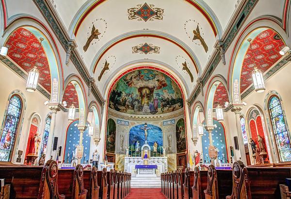 ST LEO THE GREAT ROMAN CATHOLIC CHURCH