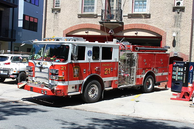 Adams Morgan Engine 21