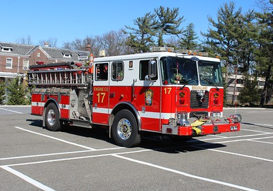 Engine 17 officer right side