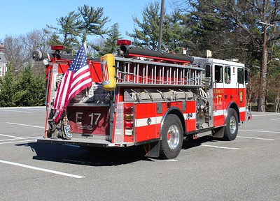 Engine 17 rear hosebed