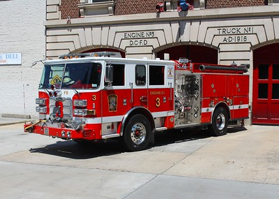 Columbia Engine  3