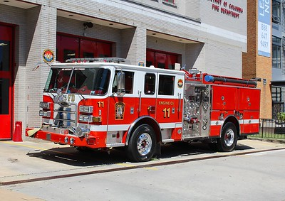 Columbia Heights Engine 11