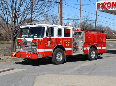 Deanwood Engine  27