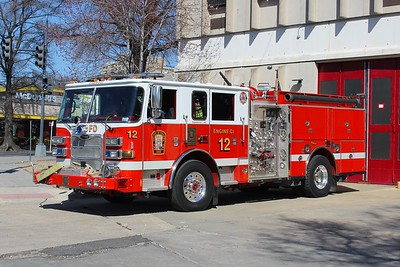 Edgewood Engine  12