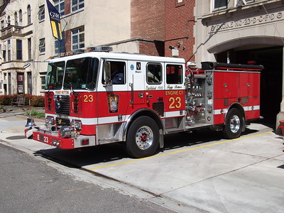 Foggy Bottom Engine  23