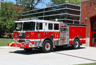 Fort Totten Engine 14