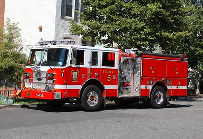 Georgetown Engine  5