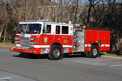 Tenleytown Engine  20
