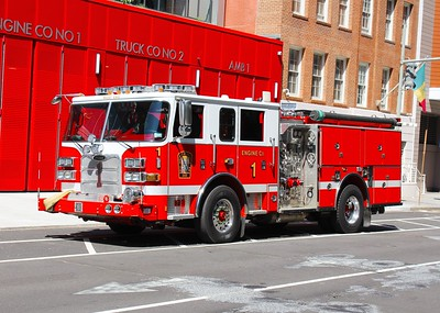 Washington DC Fire Apparatus