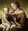 Raphael, Mother and Child, National Museum, Washington, DC