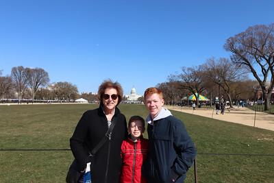 Washington DC Spring Break 2018