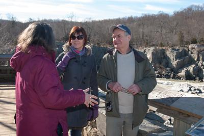 Olmstead Island, Great Falls Park, Maryland, Dec 2013