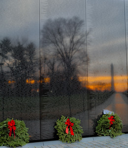 Vietnam Veterans Memorial Reflection