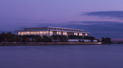 Kennedy Center Twilight