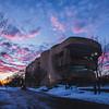 Museum Sunset
