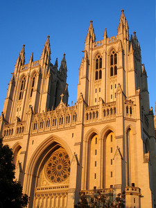 The National Cathedral - Washington, DC ... October 23, 2005 ... Photo by Rob Page III