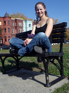 Emily - Washington, DC ... November 5, 2005 ... Photo by Rob Page III