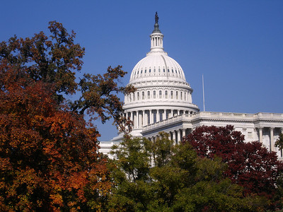 The Capitol - Washington, DC ... November 5, 2005 ... Photo by Rob Page III