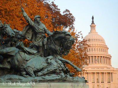 The Capitol - Washington, DC ... November 6, 2005 ... Photo by Rob Page III