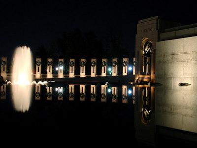 The World War II Memorial - Washington, DC ... October 30, 2005 ... Photo by Rob Page III