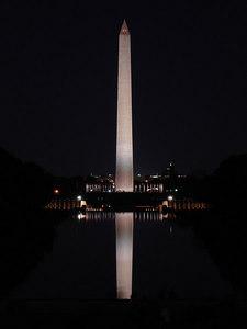 Washington Monument - Washington, DC ... October 30, 2005 ... Photo by Rob Page III
