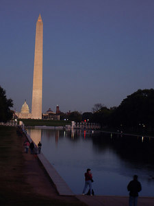 The National Mall - Washington, DC ... October 30, 2005 ... Photo by Rob Page III