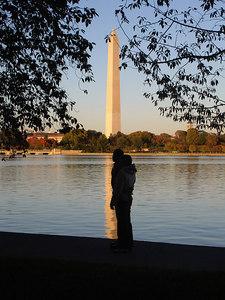The Washington Monument - Washington, DC ... October 30, 2005 ... Photo by Rob Page III