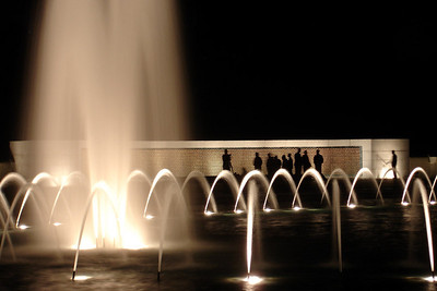 The World War II Memorial - Washington, DC ... October 30, 2005 ... Photo by Rob Page III