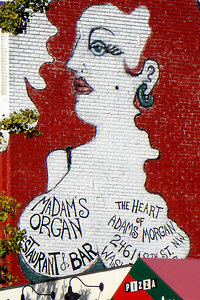 Madam's Organ in Adams Morgan - Washington, DC ... October 13, 2006 ... Photo by Rob Page III