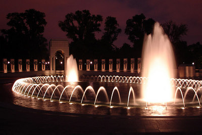 The World War II Memorial - Washington, DC ... October 22, 2006 ... Photo by Rob Page III