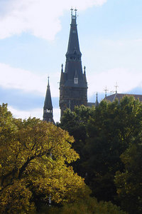 Georgetown University - Washington, DC ... October 25, 2006 ... Photo by Rob Page III