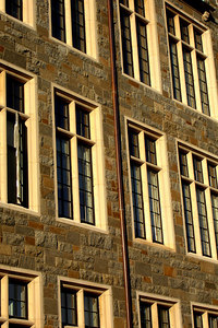 The windows of White Gravenor - Washington, DC ... October 26, 2006 ... Photo by Rob Page III