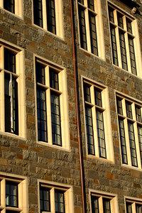 The windows of White Gravenor - Washington, DC ... October 26, 2006 ... Photo by Rob Page III