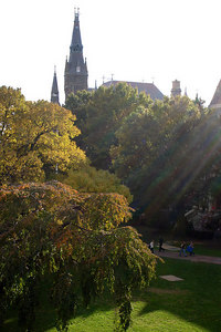 Georgetown University- Washington, DC ... October 25, 2006 ... Photo by Rob Page III