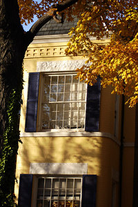 The townhouses of Georgetown - Washington, DC ... October 31, 2006 ... Photo by Rob Page III