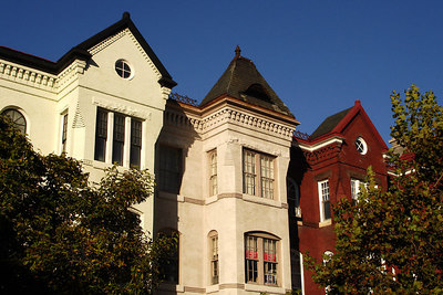 The Dupont Circle townhouses - Washington, DC ... November 2, 2006 ... Photo by Rob Page III