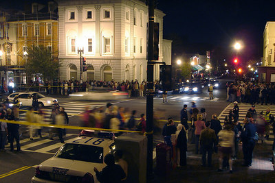 Halloween on M St. - Washington, DC ... October 31, 2006 ... Photo by Rob Page III
